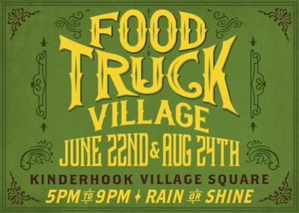 Kinderhook Food Truck Village