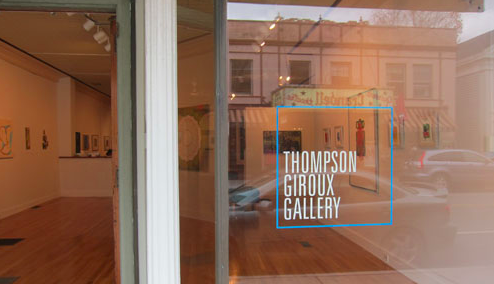 'Small Show of Big Drawings From the Collection of Jack Shear' at Thompson Giroux Gallery