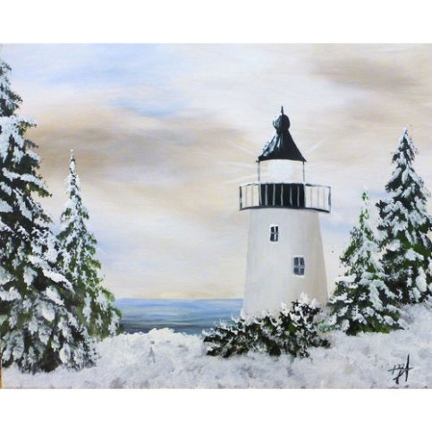 WinterLightHouse2