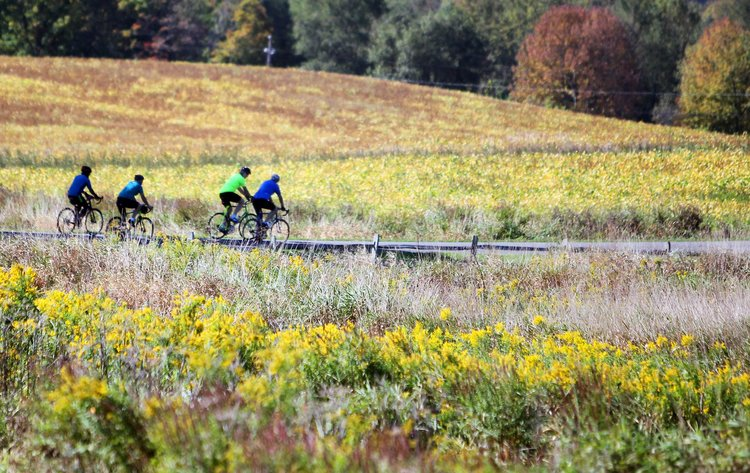 The 7th Annual Roe Jan Ramble Bike Tour, Sep 21