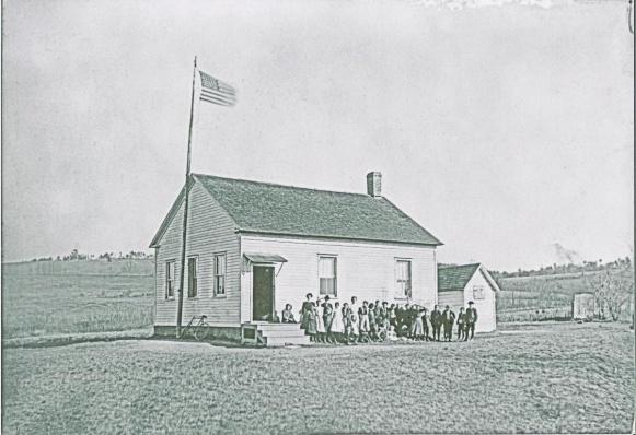 Ichabod Crane Schoolhouse_1900s