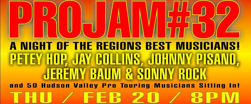 Helsinki Hudson Pro Jam #32, Feb 20