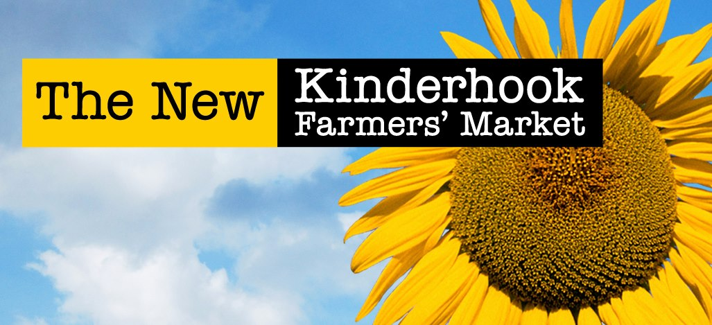 Opening Day for Kinderhook Farmers Market, May 8